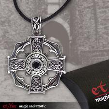 Keltischer Knoten keltisches Amulett Anhänger Keltik Celtic Kreuz Cross SK4035