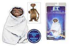 E.T. The Extra Terrestrial Night Flight Series 2 NECA Action Figure ET