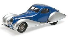 Talbot Lago T 150-C-SS Coupe (blue/silver) 1937