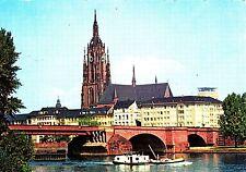 Frankfurt am Main , Der Dom,Ansichtskarte, 1959 gelaufen