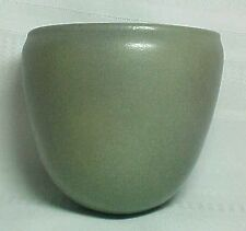 MARBLEHEAD POTTERY, WALL POCKET, MATTE GRAY, HTF~~
