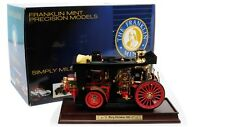 FRANKLIN MINT * 1912 CHRISTIE FRONT DRIVE STEAMER * 1:24* 2005 CHRISTMAS EDITION