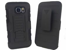 Samsung Galaxy S7 Hard Shockproof Heavy Duty protective Case With Belt Clip