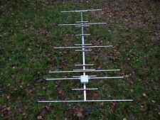16 el dual band YAGI  for 2m and 70cm (144-146 and 430-440 MHz)