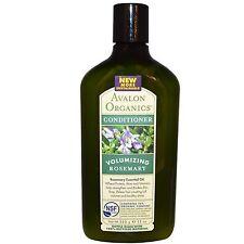 Avalon Rosmarin Haarspülung Bio ätherisches Öl haar Shinny 325ml