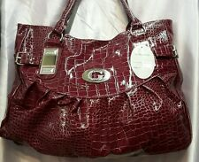 Women's Ladies New Snakeskin Fashion Handbag