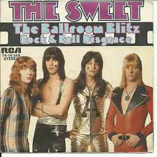 7'SWEET   Ballroom Blitz/Rock'n'Roll Disgrace   Germany GLAM-KULT!