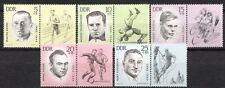 DDR Nr.958/62 ZD ** Sportler, KZ Opfer 1963, postfrisch