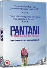 Pantani: The Accidental Death Of A Cyclist [DVD]  NEU Tour de France Marco
