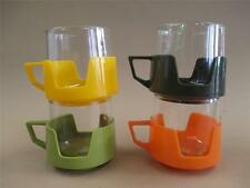 Drink Cups, Pyrex, Retro, New Old Stock, x 4, Vintage