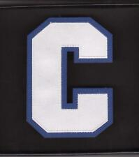 TORONTO MAPLE LEAFS DION PHANEUF JERSEY CAPTAIN C PATCH