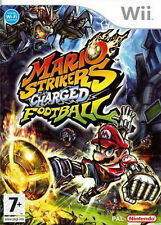 Mario Strikers Charged (Nintendo Wii, 2007) - US Version