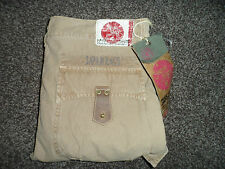 JAPAN RAGS MENS PH BOMB BROWN CARGO STYLE JEANS SIZE 34 - L32 - BNWT- FREE U KPP
