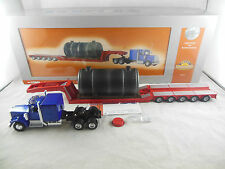 Corgi Heavy Haulers US55702 Kenworth W925 with Low Loader & Boiler Load