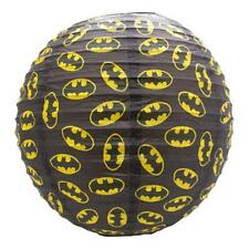 Batman - Bat Logo Collapsible Paper Lampshade - New & Official DC Comics
