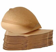 160 Filter Paper for Coffee Dripper Pot Unbleached Maker Replacement