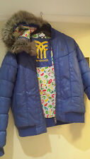 fenchurch jacket / BLUE SIZE SMALL