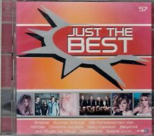 JUST THE BEST 57 / 2 CD-SET - NEU