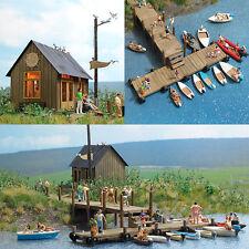 BUSCH 1065 Boat H0 #new original packaging#