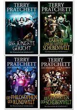 Die Wissenschaft der Scheibenwelt, Bücherserie von Terry Pratchett (Taschenbuch)