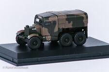 SP004 Scammel Artillerietracktor, 1st Army, 1944, Oxford 1:76, NEU &