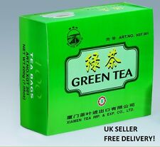 Chinese Green tea 100 bags Weight loss watchers slimming diet UK SELLER FREE DEL