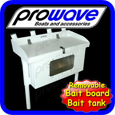 Bait board Bait tank removable with window