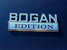 ~ BOGAN EDITION CAR BADGE Chrome Metal Emblem *NEW & UNIQUE!* suit HOLDEN etc