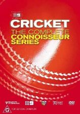 Cricket Connoisseur Series Triple DVD Box Set R4