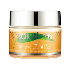 Avon Solutions Truly Radiant Overnight Retexturising Emulsion Cream Night 50ml