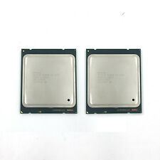2pcs Intel Xeon E5-2670 SR0KX 2.60GHz Eight-Core LGA2011 CPU Server Processor