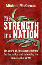 The Strength of a Nation by Michael McKernan - Paperback - NEW - Book
