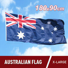 Large Australian Australia Aussie Indoor Outdoor Heavy Duty Flag 180 x 90cm