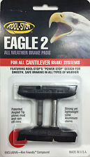 "Kool Stop Brake pad ""Eagle 2"" Cantilever Compound black"