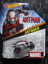 HOTWHEELS 1:64 Diecast Character Car - MARVEL #20 - ANT-MAN
