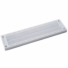700 Tie Point Solderless PCB Breadboard SYB-120 Self-adhesive Board New IB