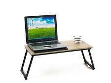 Adjustable Laptop Desk Portable Table Stand FOR Computer Notebook Pads Bed Tray