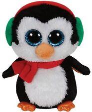 Ty Beanie Boos Glubschi Pinguin North 24 cm Glitzeraugen Glubschis Winter X-Mas