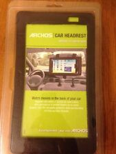 """Archos Car Headrest Mount For 10"""" Tablets Brand New In Box."""