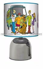 SCOOBY DOO ☆ BEDSIDE TOUCH LAMP ☆ BOYS / GIRLS NIGHT LIGHT ☆ MATCHES DUVET