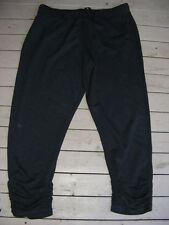 Katies RUCHED HEM Leisure -Sport-Gym Track PANTS. Size 2XL -22 NEW. GREY rrp$39