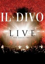 IL DIVO: LIVE AT THE GREEK THEATRE – DVD