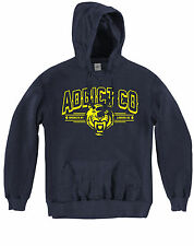 Addict Mens X KDU Brooklyn Tiger Hoodie Size Small