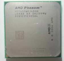 AMD Phenom 9650 Quad-Core 2.3 GHz Socket AM2  95W HD9650WCJ4BGH