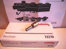 Märklin H0 72270 Rauchsatz OVP NEU Durchmesser 3,5 mm TOP