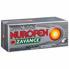 ツ BEST PRICE! NUROFEN ZAVANCE 72 TABLETS DISCOUNT CHEMIST