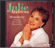Julie ANDREWS: BROADWAY Richard Rogers My Funny Valentine The Sound of Music CD