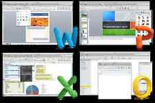 Microsoft office for Mac 2011 (2013 edition) full,not subscription.COMES ON USB