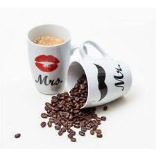 Kaffeebecher Set Kaffeetasse Tasse Becher Kaffee Tee Valentinstag Hochzeit