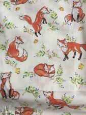FOREST FROLICS Fabric By Heidi Boyd For Red Rooster 100% Cotton